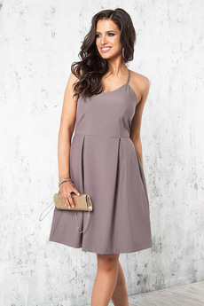 Платье на тонких лямочках Angela Ricci со скидкой